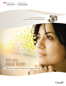 Cover of the Annual Report (2011-2012)