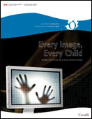 Cover of the special report Every Image, Every Child: Internet-facilitated child sexual abuse in Canada